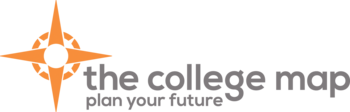 The College Map Logo